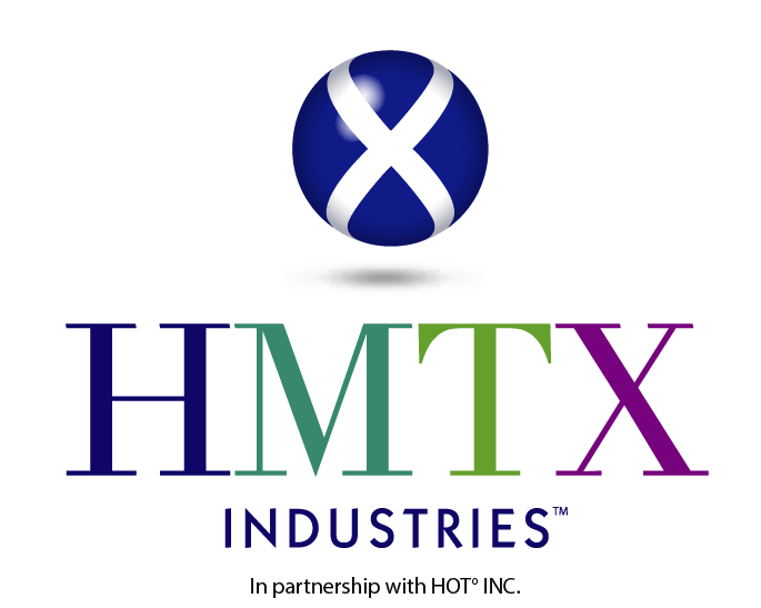 Logo for HMTX Industires